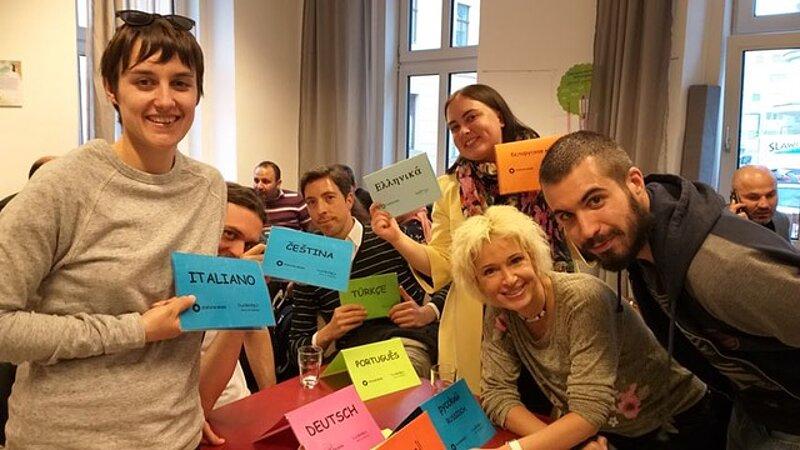 Neue leute kennenlernen italienisch